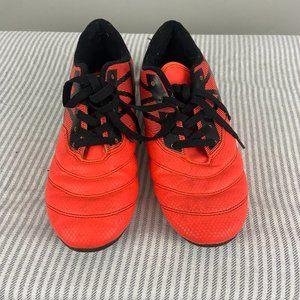 ATHLETIC WORKS Orange Soccer Cleats